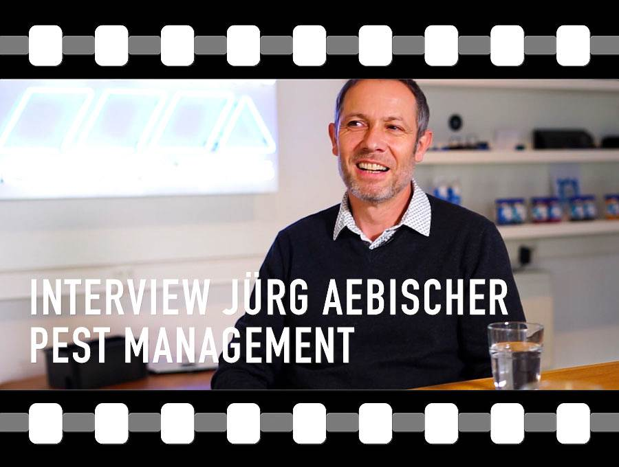 Interview Pest Management (Jürg Aebischer)